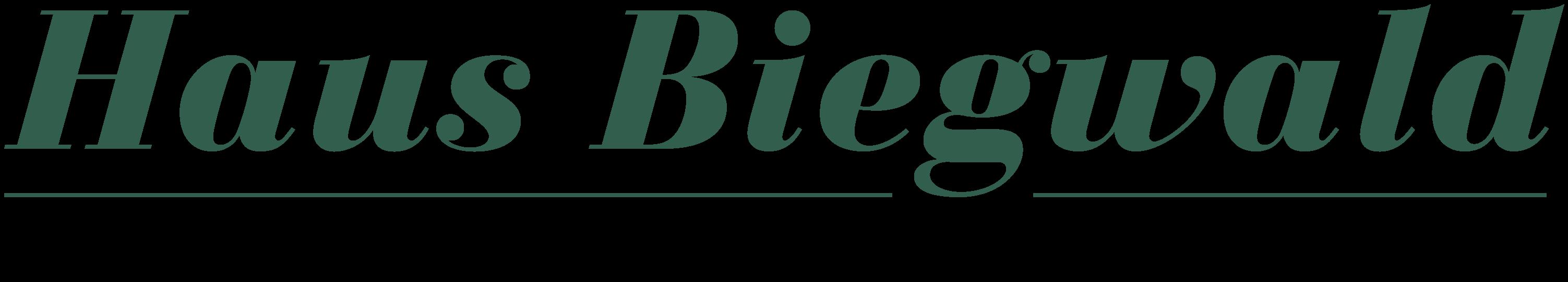 Haus Biegwald – Deutsche und kroatische Küche